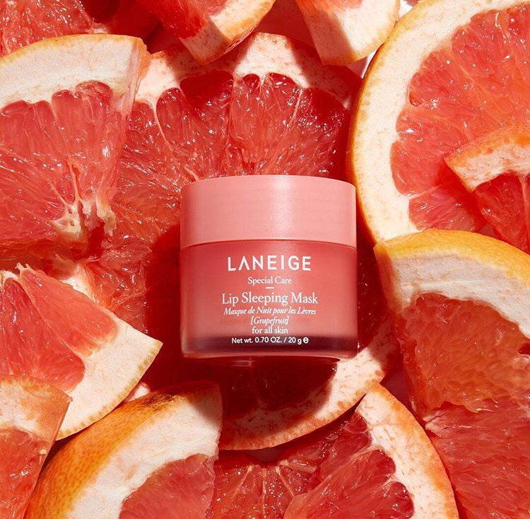 Laneige Lip Sleeping Mask  (Berry, Grapefruit, Mint Choco or Apple Lime) 20ml