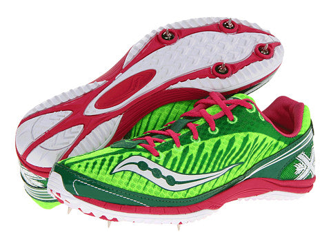 Saucony Spiked XC Running Shoes