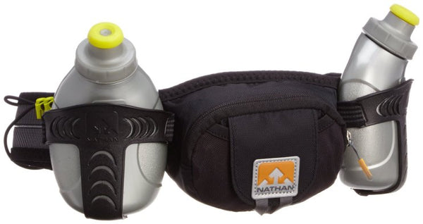 Water Bottle Belt for easy hydration on your run