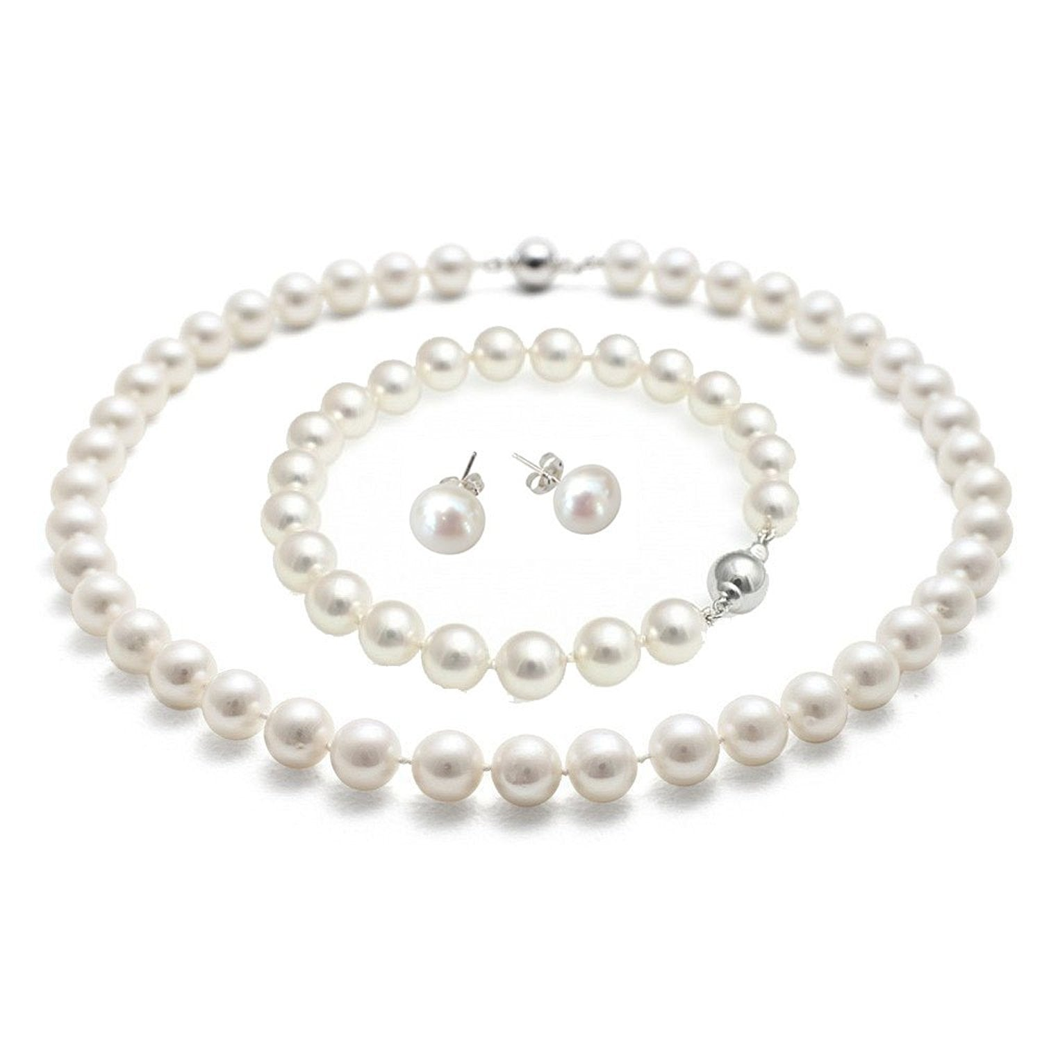 free de by white jewellery on pearlnecklace joia board pearl necklace duty majorca