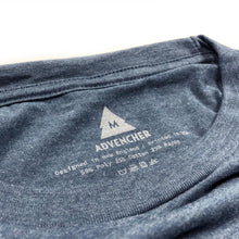 North Star Tee (Indigo)