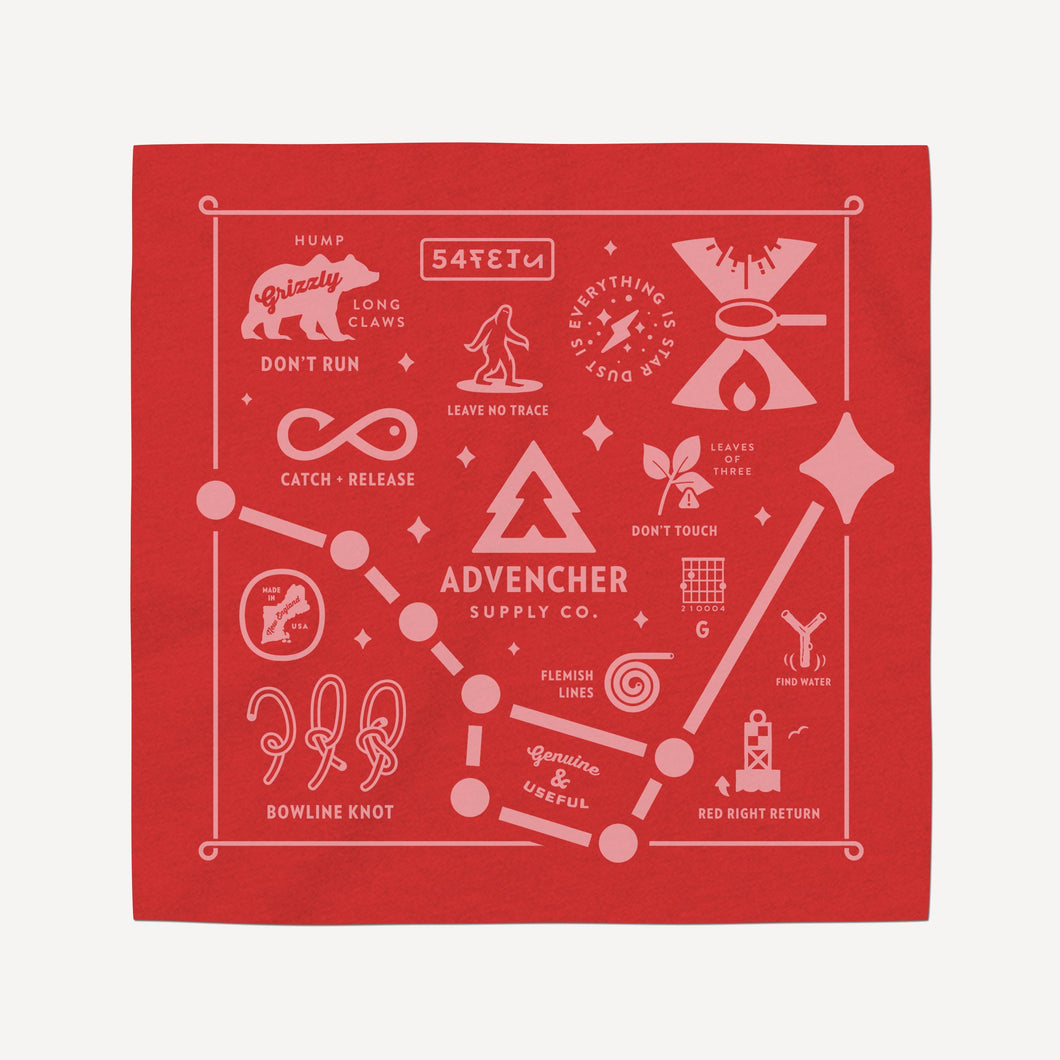 Useful Skills Bandana