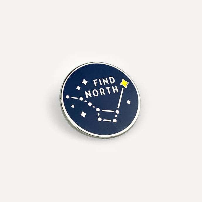 Find North Pin