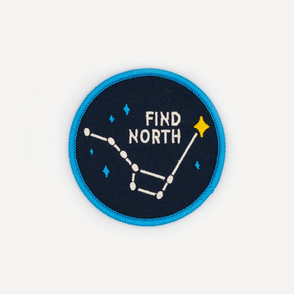 Find North Patch