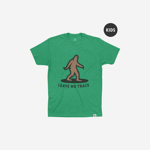 Leave No Trace Kids Tee