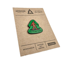 Leave No Trace Pin