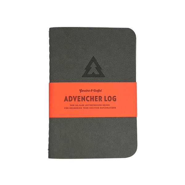 Advencher Log (2-Pack)