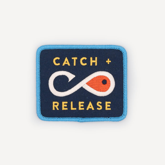 Catch + Release Patch