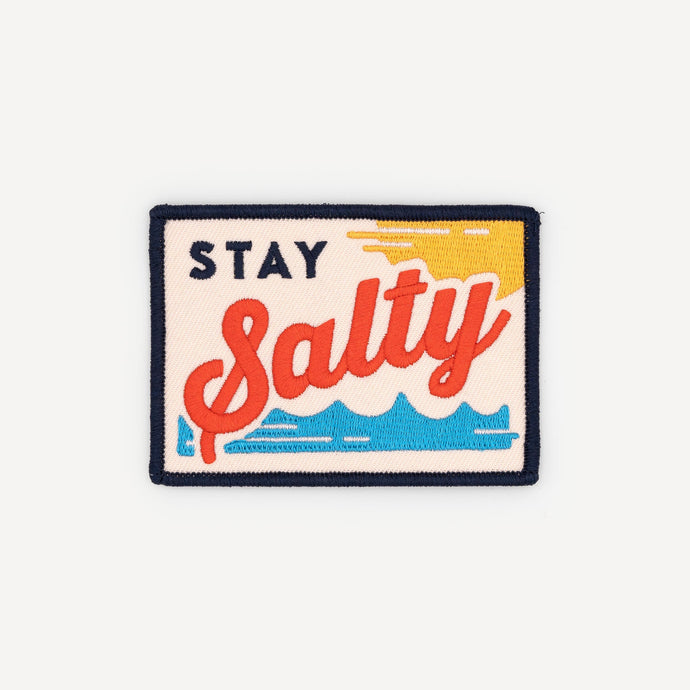 Stay Salty Patch