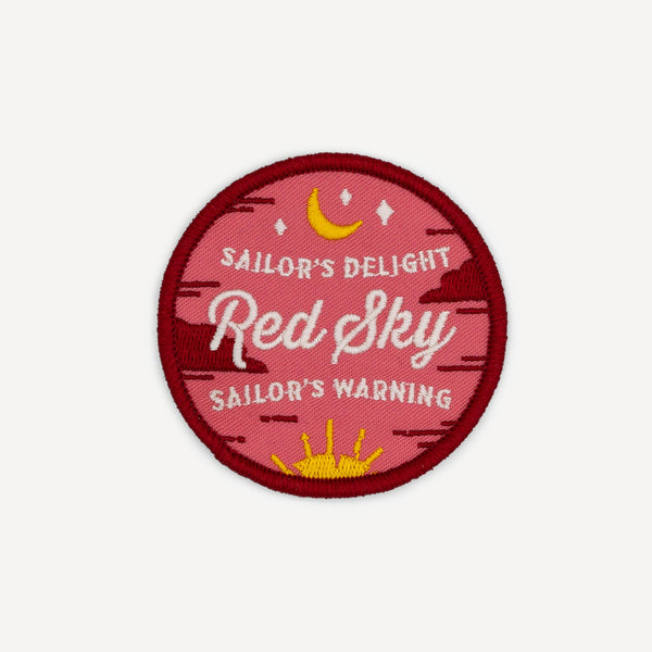 Red Sky Patch
