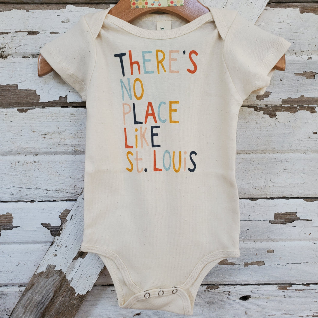 No Place Like St. Louis Onesie