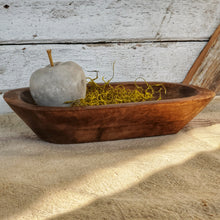 Mango Wood Bowl