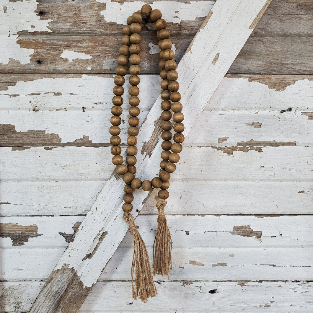 Tassel Tied Garland