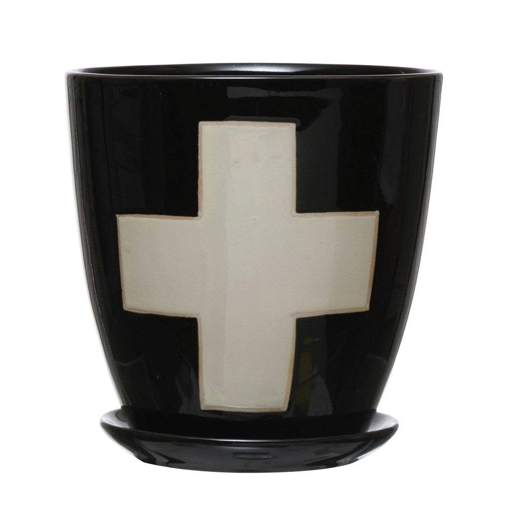 Swiss Cross Planter