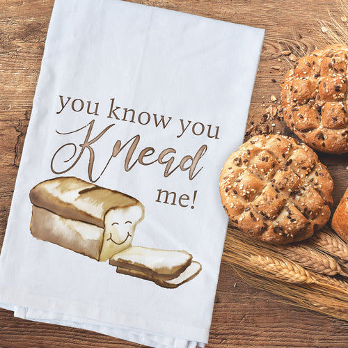 Bread kitchen towel
