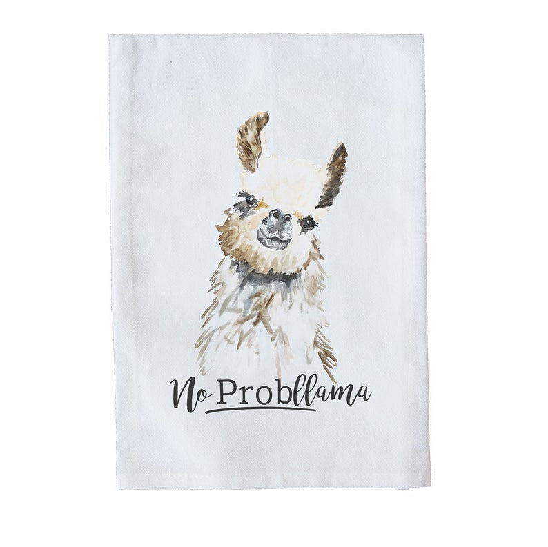 No problama kitchen towel