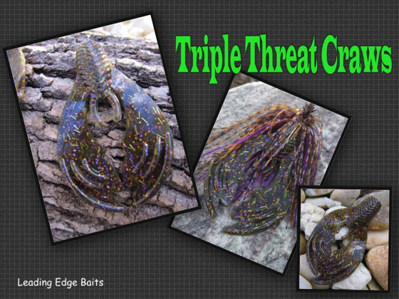 Triple Threat Craws