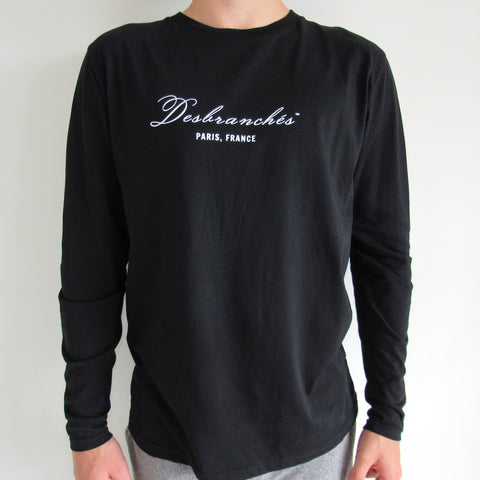 Signature long sleeve by Desbranchés Paris