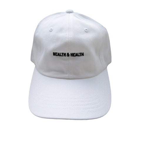Wealth & Health Dad Hat