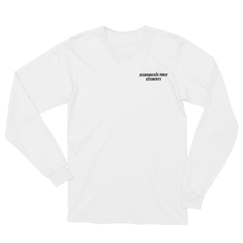 Foudre Long Sleeve Unisex Tee