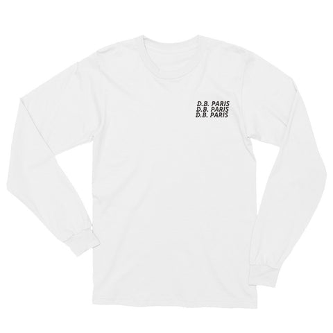 Tigre Chanceux long sleeve tee