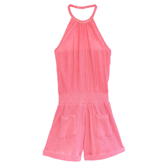 New Yorker Playsuit - Pink