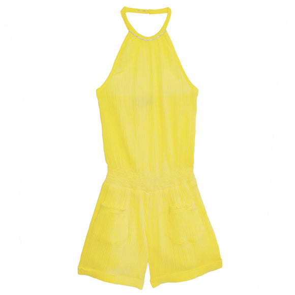 New Yorker Playsuit - Yellow