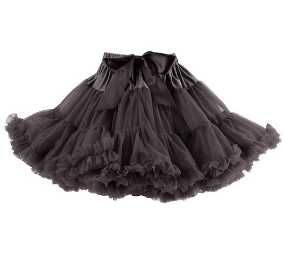 Tutus for Girls (Charcoal)