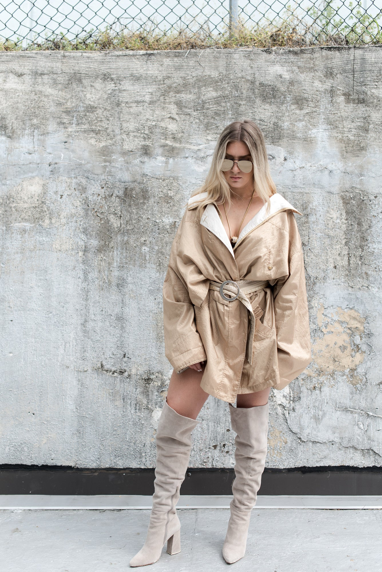 Babe Watch Coat