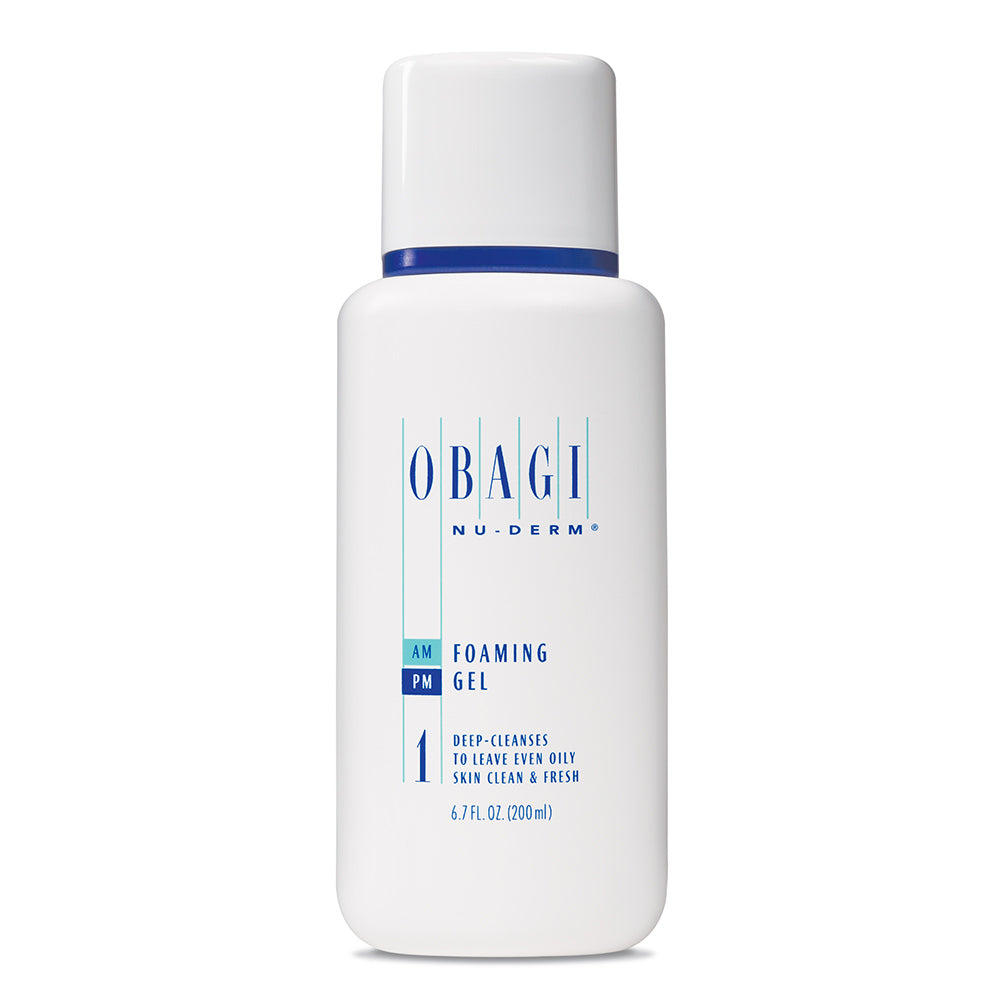 Obagi Nu-Derm Foaming Gel  6.7 oz