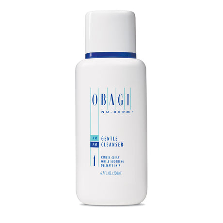 Obagi Nu-Derm Gentle Cleanser 6.7oz