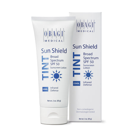 Obagi Sun Shield Tin Broad Spectrum SPF 50 Cool 3oz
