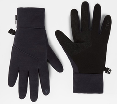 Touch screen winter gloves with grips