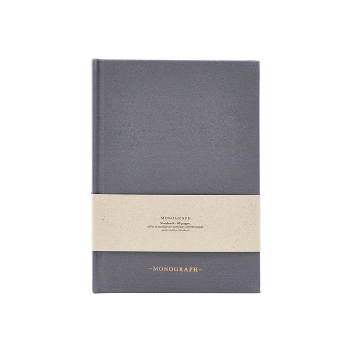 Notebook, Monograph