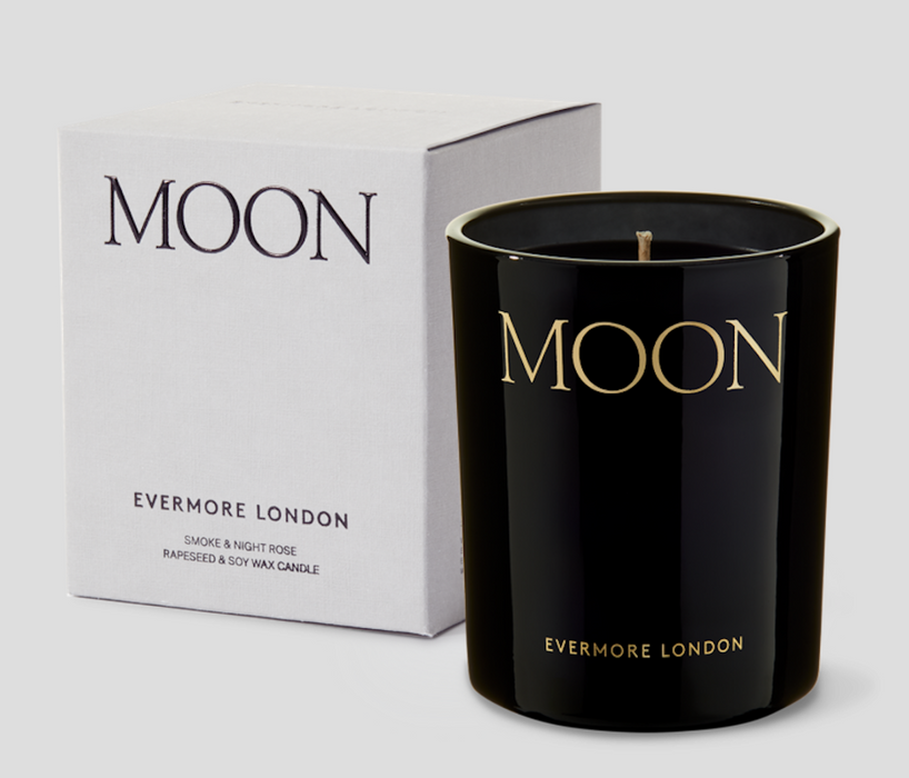 Evermore 'Moon' Candle, 145g
