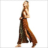 A Little Honey Maxi Dress - Echo90210