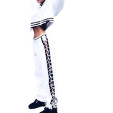 Abigail Lace Up Sweatpants - Echo90210