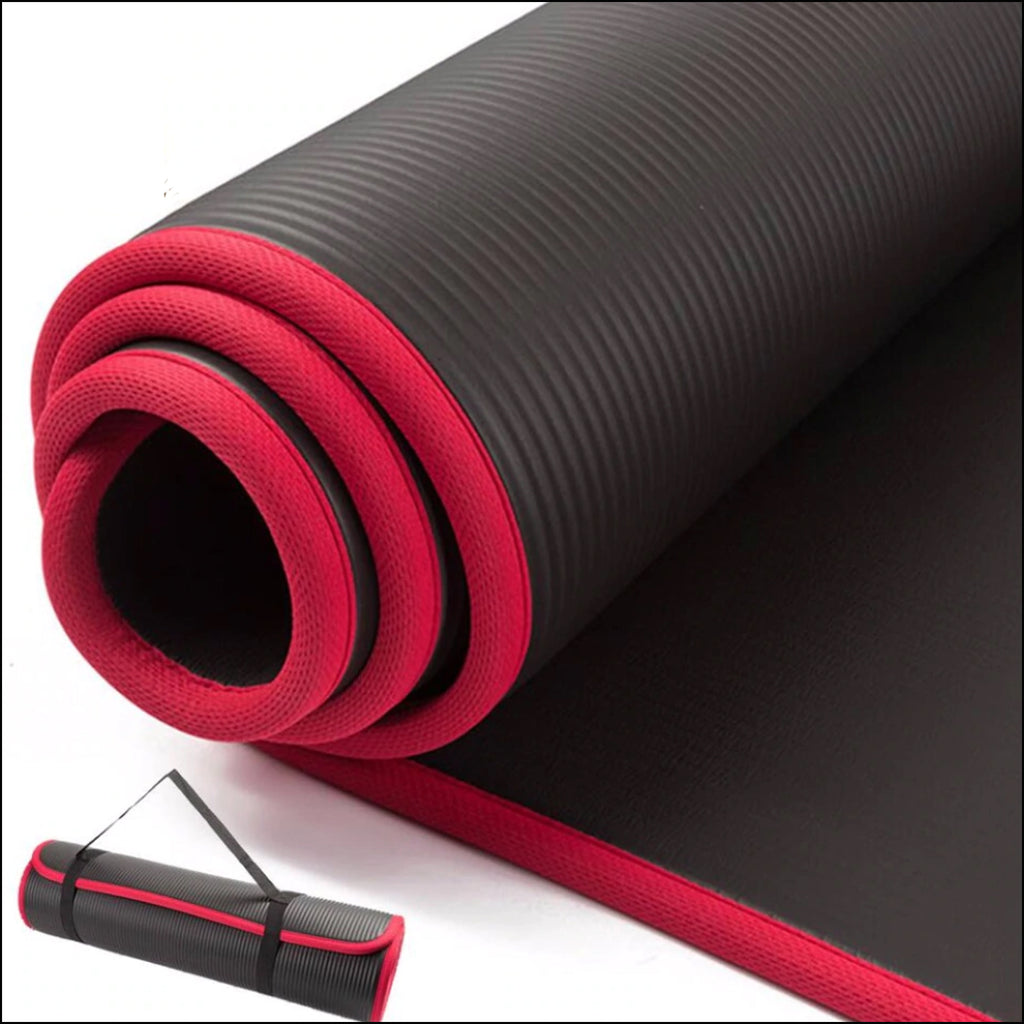 Ananda Extra Thick Yoga Mat - Echo90210