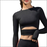 Angelique Crop Top - Echo90210