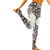 Black Jack Daisy Leggings - Echo90210