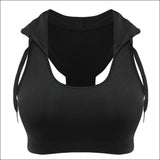 Hollaback Girl Sports Bra - Echo90210