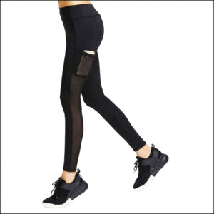 Infinity Compression Leggings - Echo90210