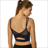 Life In The City Sports Bra - Echo90210