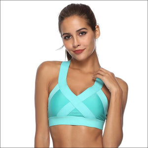 Mary Lynn's Favorite Sports Bra - Echo90210