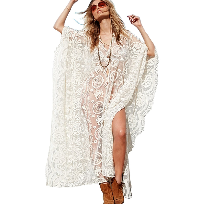 Mythological Beauty Kaftan - Echo90210