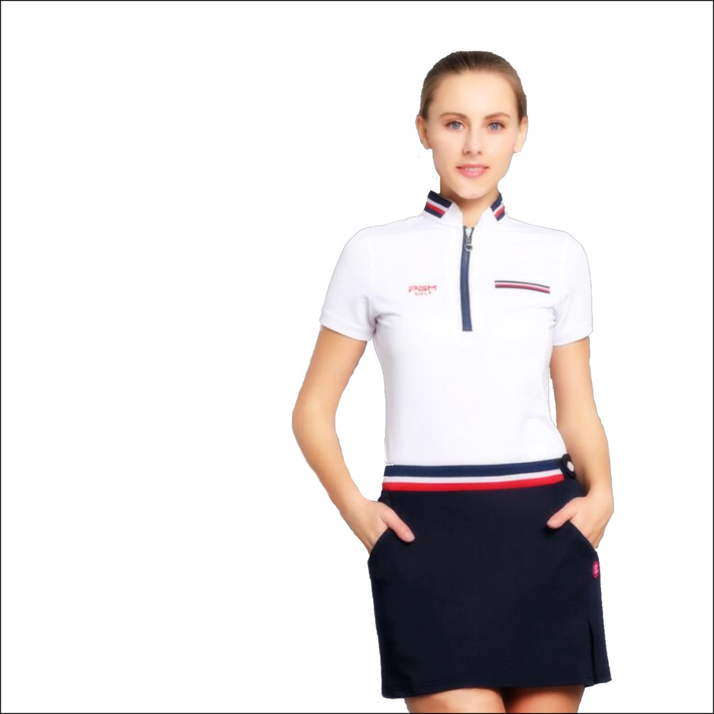 Ready, Set Go! Golf Skirt - Echo90210