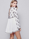 In Your Eyes Swing Dress - Echo90210