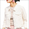 Shannon's Soulful Denim Jacket - Echo90210