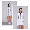 Soaring Golf Shirt Dress - Echo90210