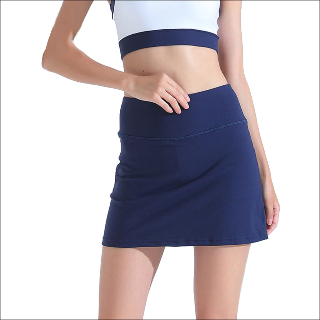 True Love Athletic Skort - Echo90210